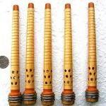 Japanese Vintage Wood Spindle Spool..
